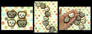 Super Mini Toasties by The-Gwyllion