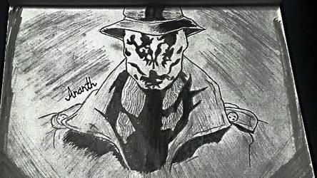 Rorschach by Anan7h