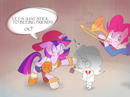 Friendzoned (Underpon) by thegreatrouge