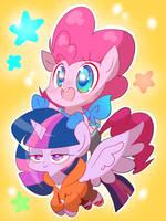 Chibi Ponyswap by thegreatrouge