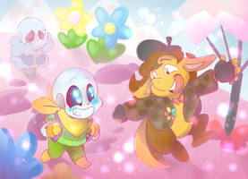 Welcome To Imagination Land by thegreatrouge