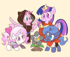 Alterpones by thegreatrouge
