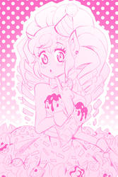 Pinkie Pie (HeXtian Outfit Design) by thegreatrouge