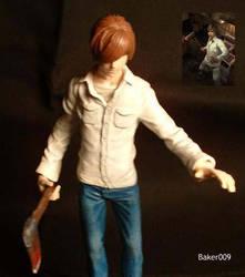 Silent Hill Anime Henry 03 by Baker009