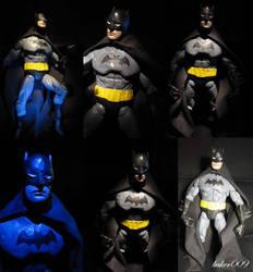 Mike Mignola Batman Fig by Baker009