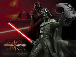 Darth Vader by darthjeo