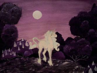 Last Unicorn by Sea9040
