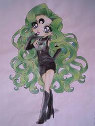 *sureya coloring book: Emerald by Sea9040