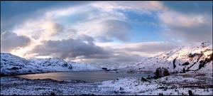 Loch Arklet Pano... by MichiLauke