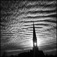Sky waves by MichiLauke
