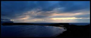 Scotland IX - Loch Bay Pano... by MichiLauke