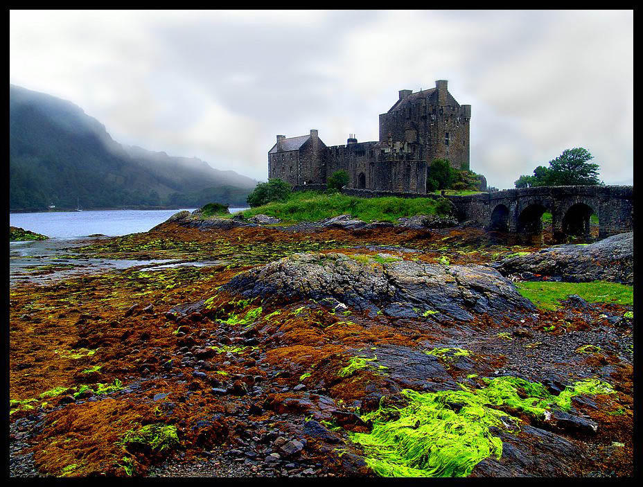 Scotland XI - The Castle... by MichiLauke