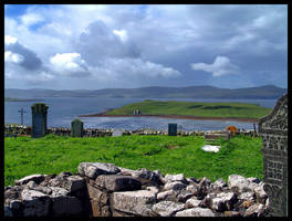 Scotland XXII - Graveyard... by MichiLauke