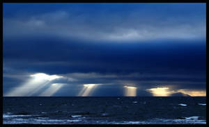 Scotland XIIa - Rays... by MichiLauke
