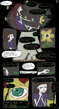 Horrortale Comic 02: Your Best Friend, Golly Gee by Sour-Apple-Studios
