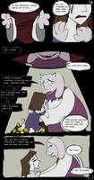 Horrortale Comic 04: Honest Mistake by Sour-Apple-Studios