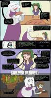 Horrortale Comic 05: Sickness by Sour-Apple-Studios