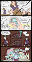 Horrortale Comic 08: Hidden Treasure by Sour-Apple-Studios