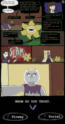 Horrortale Comic 10: Friend or Foe by Sour-Apple-Studios