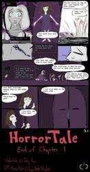 Horrortale Comic 21: Compassion by Sour-Apple-Studios