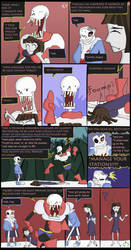 Horrortale Comic 24: Planned Fate by Sour-Apple-Studios