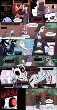 Horrortale Comic 30: Suspected by Sour-Apple-Studios