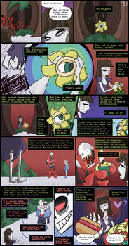 Horrortale Comic 31: The Third Puzzle by Sour-Apple-Studios