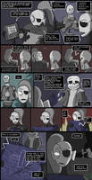 Horrortale 51- Hidden Knowledge by Sour-Apple-Studios