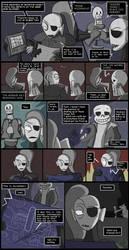 Horrortale 51- Hidden Knowledge by Sour-Apple-Studios