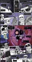 Horrortale 58 - A Pleasant Walk (WARNING) by Sour-Apple-Studios