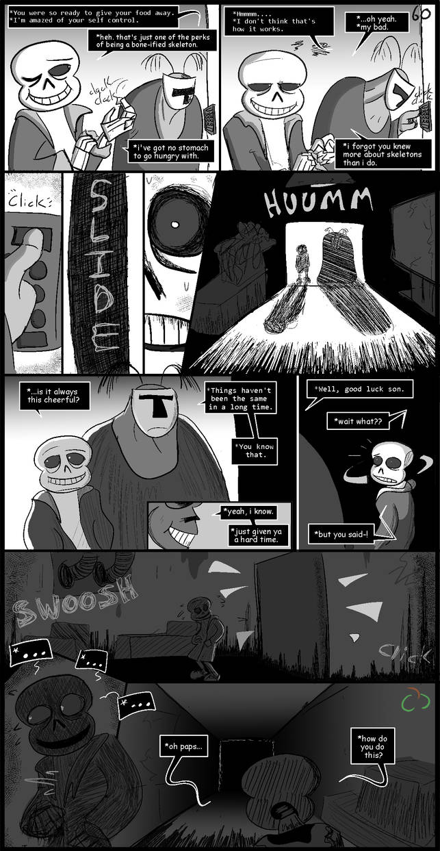 Horrortale 60! What Could Go Wrong? by Sour-Apple-Studios