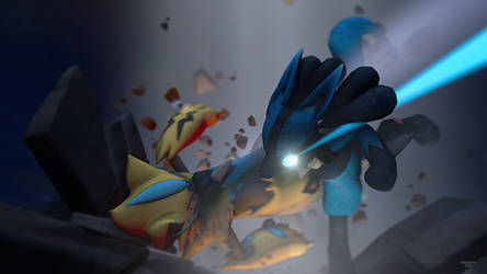 The Power of Steel by Lucario-Ace