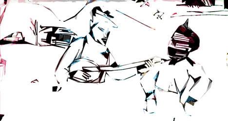 banjo joe by alsature