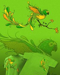 Brazilian Spirit by RodrigoWilliam