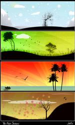The four seasons by JJGP