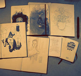 Sketches by vincenthachen