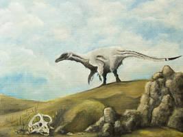 White Raptor by Antresoll