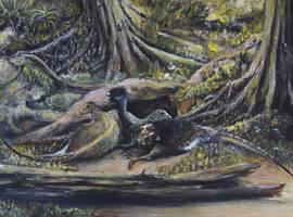 Kulindodromaeus by Antresoll