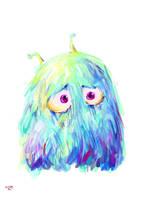 Monster by artsyfartsyness