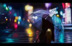 Urban Girl by Safarzade