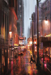 Street by Safarzade
