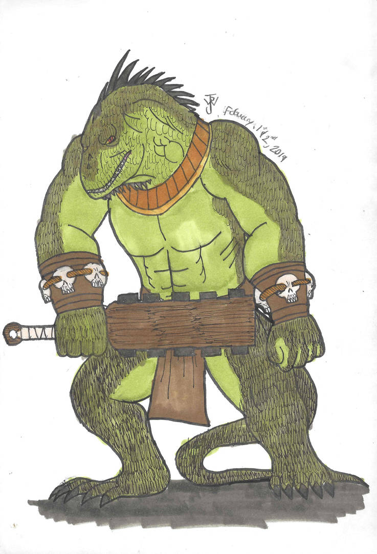 lizard_man_warrior_by_dwestmoore_dcyu6x7