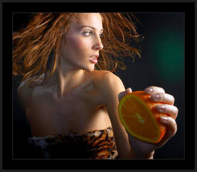 Orange by poephoto