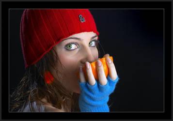 Orange. by poephoto