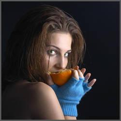 rrr...Orange by poephoto