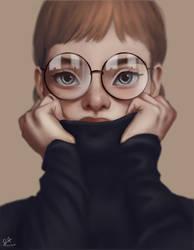 Glasses by SarahBooG