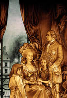 Book Cover - Marie Antoinette by Emmanuel-B