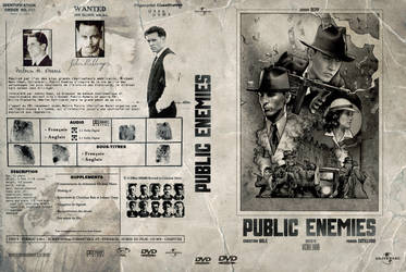 Public Enemies by Emmanuel-B