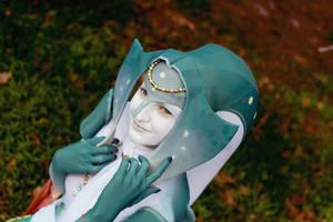 Zora princess by Crystel86