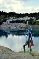Lake Hylia by Crystel86